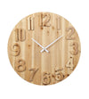 Hunter Wall Clock-Clocks-Hansel Gretel Australia