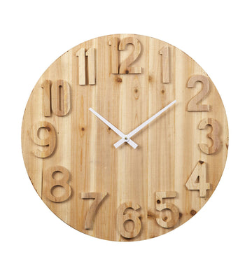 Hunter Wall Clock