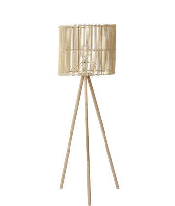 Shoreham Bamboo Floor Lamp