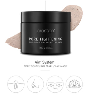Pore Tightening Pearl Clay Mask