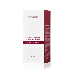 Exfoliating Red Serum with AHA & BHA