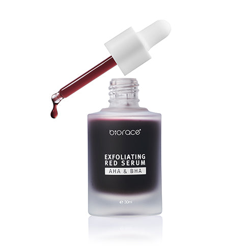 Exfoliating Red Serum with AHA & BHA 30mL