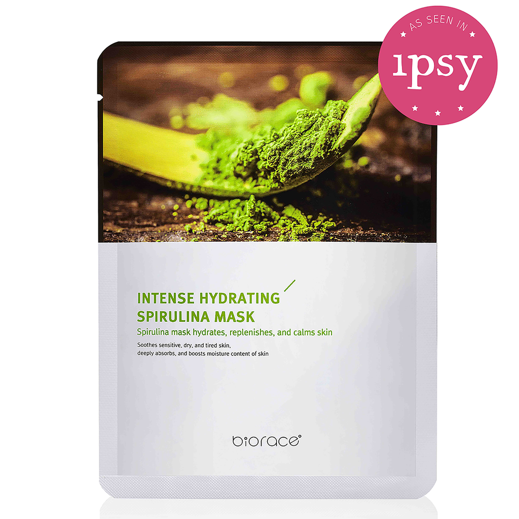 Intense Hydrating Spirulina Mask (1 Sheet)