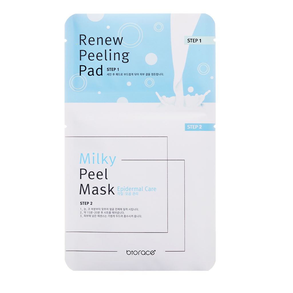 Milky Peel Sheet Mask (5 count)