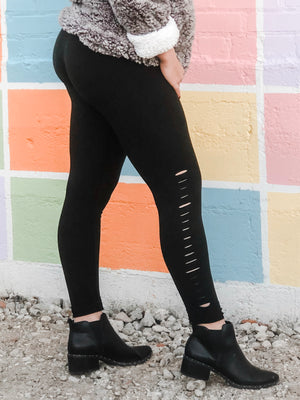 REBEL AT HEART LEGGINGS