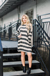 COZY DAYS SWEATER DRESS