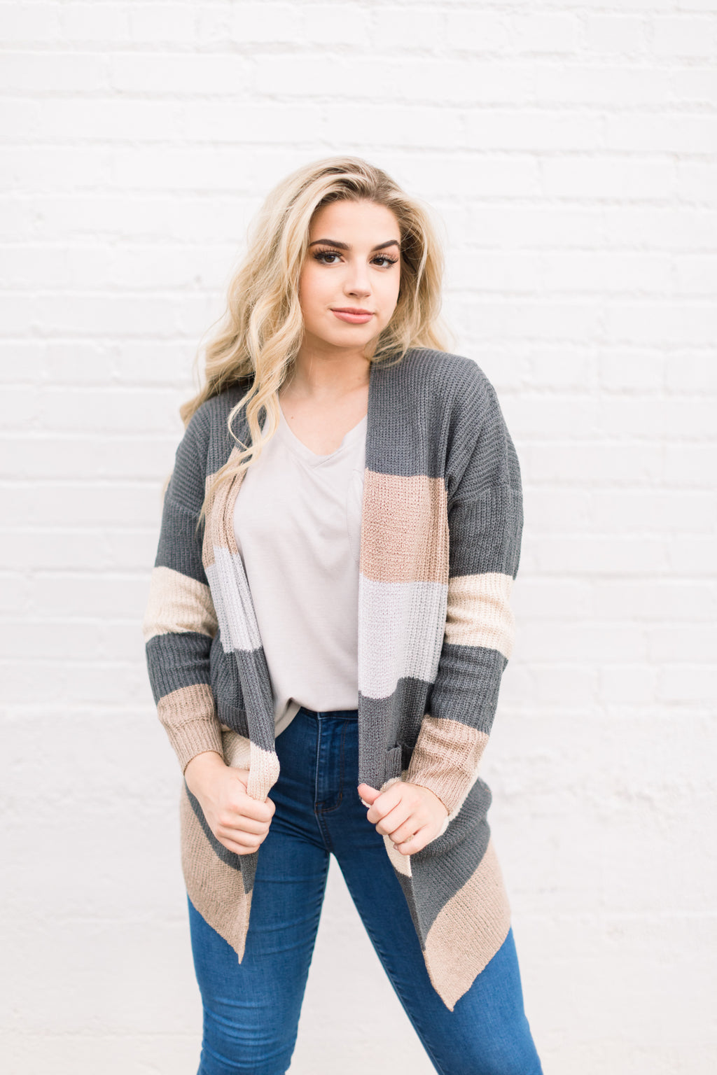 OUT OF THE WOODS CARDIGAN