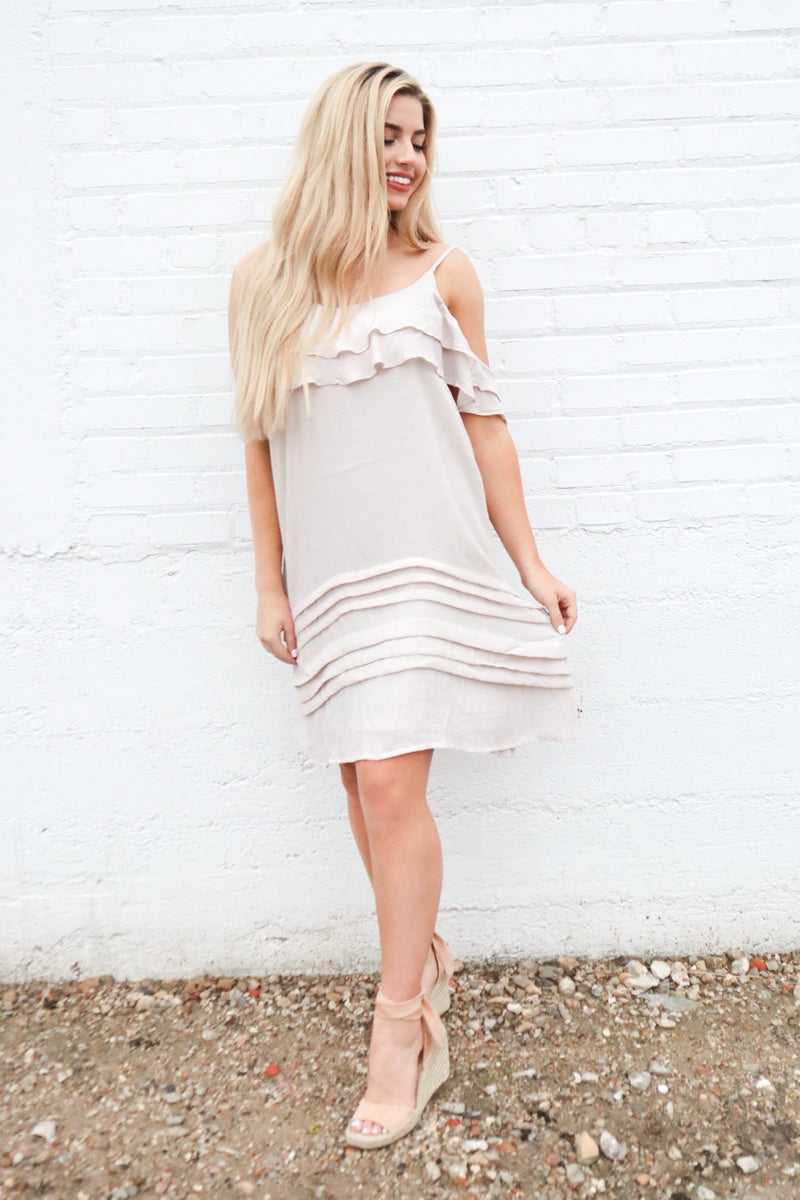 LET'S DO BRUNCH DRESS