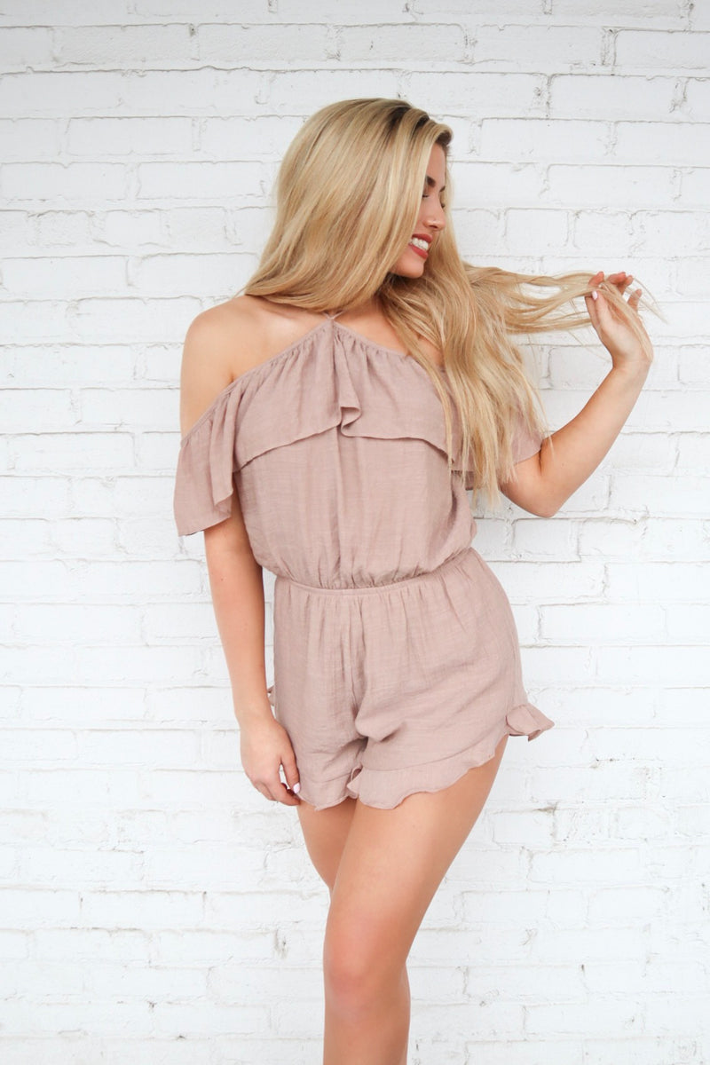 THE BALLERINA ROMPER