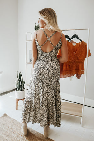 DAY DREAMIN' MIDI DRESS