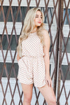 FOLLOW ME ROMPER