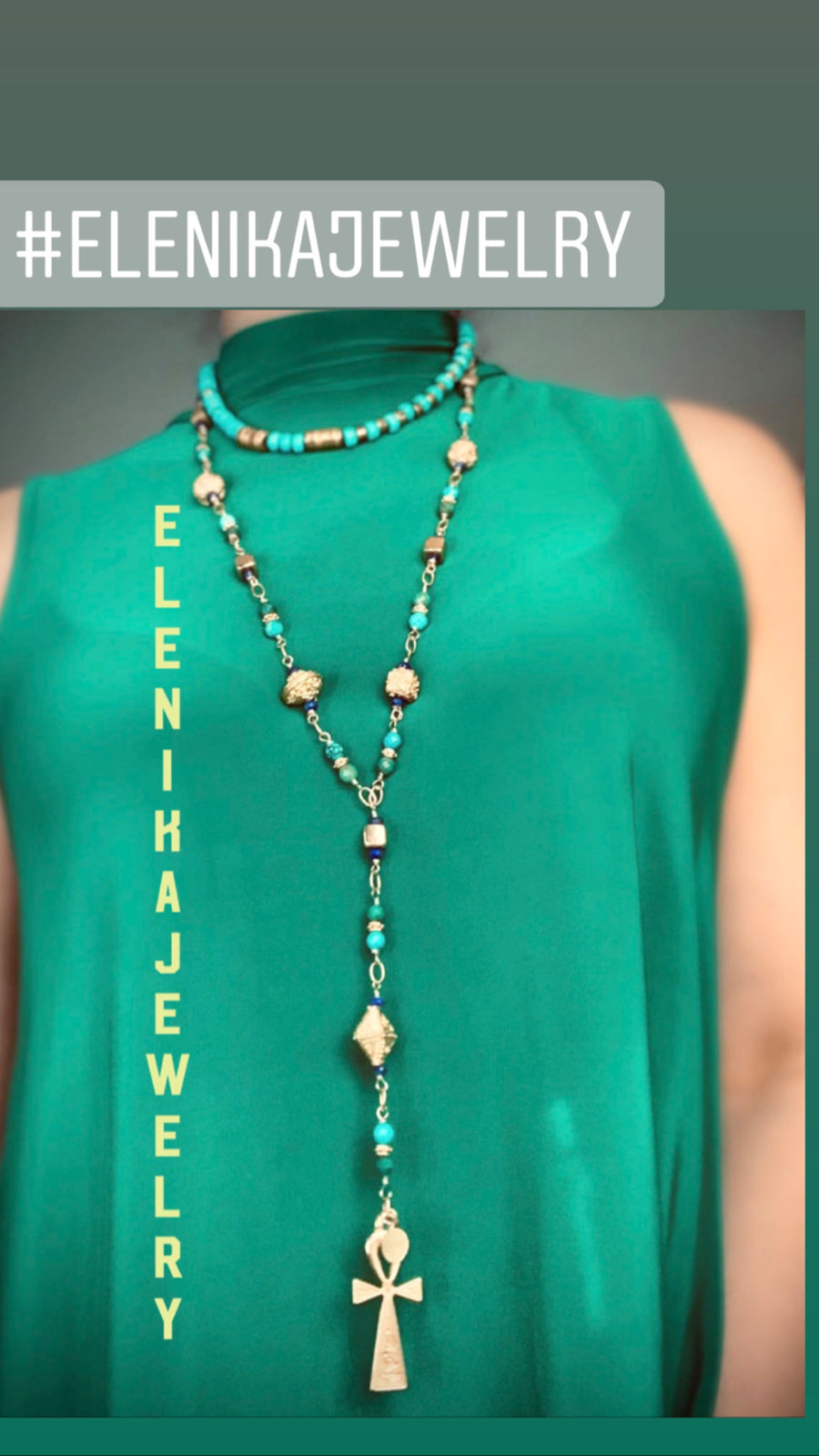 Ank Necklace