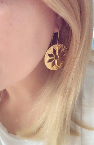 Persian Flora Earrings