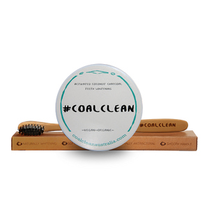 Teeth Whitener Natural Organic Charcoal
