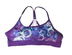 03f463f0acbd1 C9 by Champion Girls Cut And Sew Strappy Racer Bra Style N9669