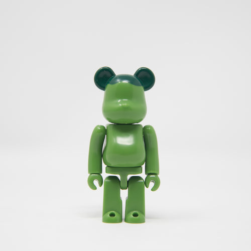 Medicom Toy BEARBRICK Matcha Tea - Jellybean Series 36 100% Figure (MINT)