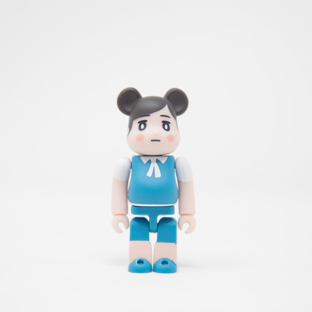 Medicom Toy BEARBRICK Fuchico On The Cup - Cute Series 34 100% Figure (MINT)
