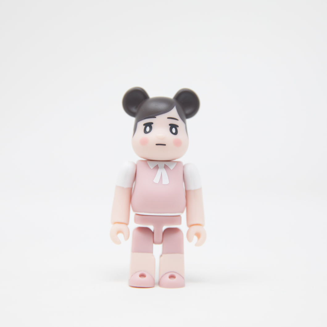 Medicom Toy BEARBRICK Fuchico On The Cup - Cute SECRET Series 34 100% Figure (MINT)