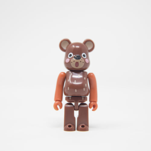 Medicom Toy BEARBRICK Kumagoro / Pokopang - Cute SECRET Series 35 100% Figure (MINT)