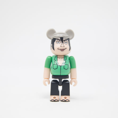 Medicom Toy BEARBRICK DJ Oily / Tonkatsu DJ Agetarou - Hero SECRET Series 33 100% Figure (MINT)