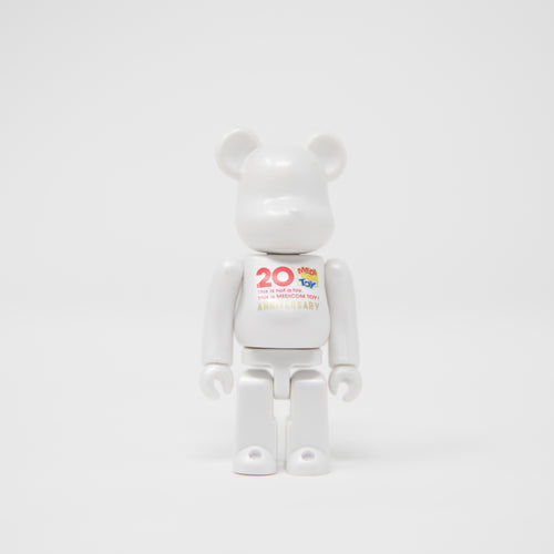 Medicom Toy BEARBRICK 20th Anniversary Letter R - Basic Series 32 100% Figure (MINT)