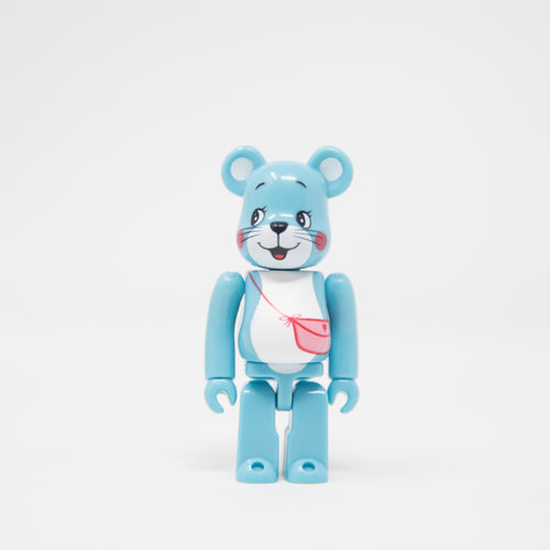 Medicom Toy BEARBRICK Blue Teddy - Animal Series 31 100% Figure (MINT)
