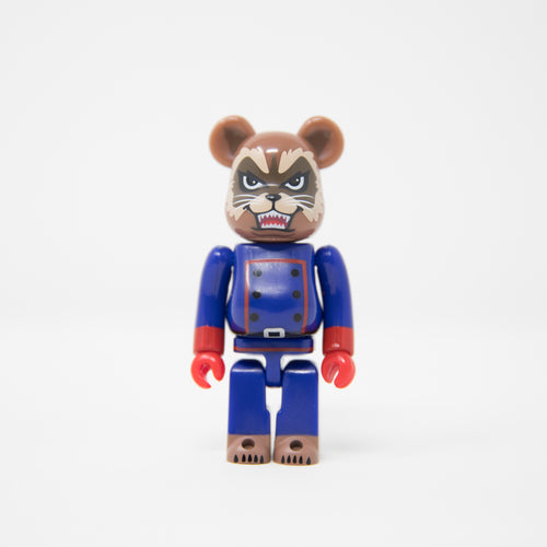 Medicom Toy BEARBRICK Rocket Raccoon / Marvel - Guardians Of The Galaxy - SECRET Series 29 100% Figure (MINT)