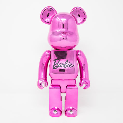 Medicom Toy BEARBRICK Barbie 400% Figure (MINT)
