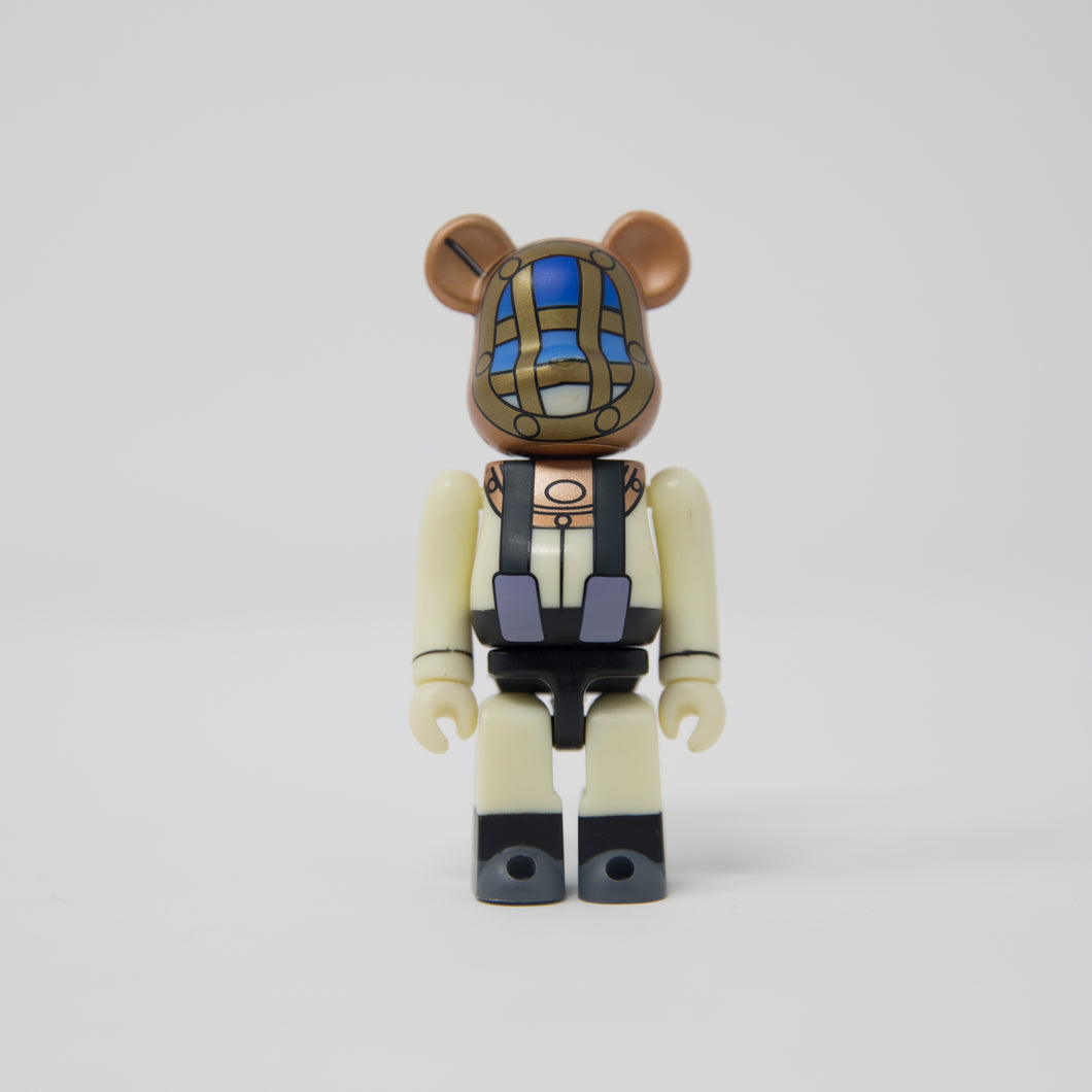 Medicom Toy BEARBRICK Deep Sea Diver - SF Series 4 100% Figure (MINT)