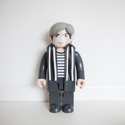 Medicom Toy Kubrick Andy Warhol 1000% Figure (USED)