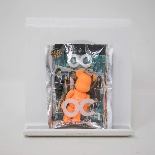 Medicom Toy BEARBRICK x Pepsi NEX Warner Bros / The O.C. 70% Keychain Figure (MINT)