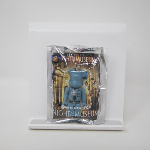 Medicom Toy BEARBRICK x Pepsi NEX FOX / Night In The Museum  70% Keychain Figure (MINT)