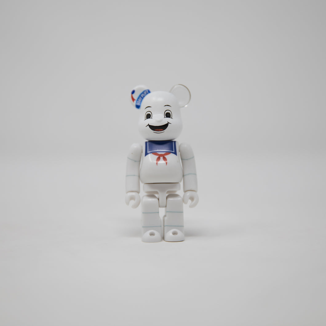 Medicom Toy BEARBRICK Stay Puft Marshmallow Man / Ghostbusters - SF Series 33 100% Figure (MINT)