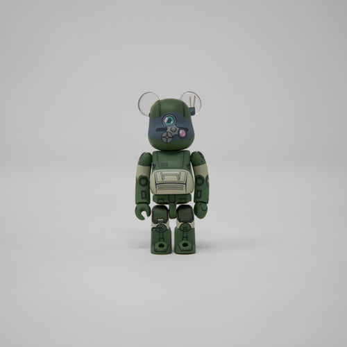 Medicom Toy BEARBRICK Armored Trooper VOTOMS - SF Series 35 100% Figure (MINT)