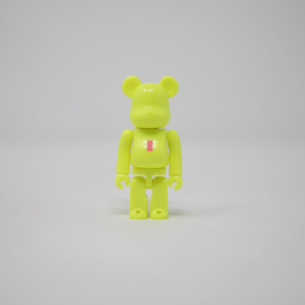 Medicom Toy BEARBRICK Volt Letter I - Basic Series 36 100% Figure (MINT)