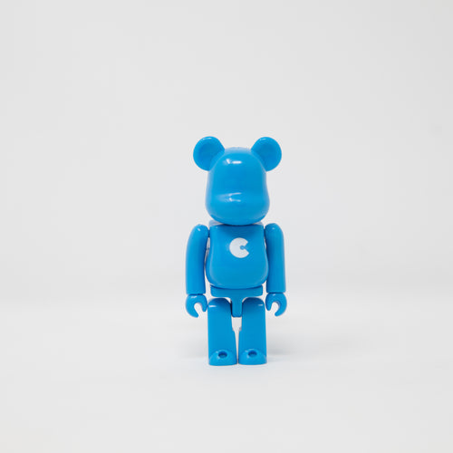 Medicom Toy BEARBRICK Blue Letter C - Basic Series 11 100% Figure (MINT)