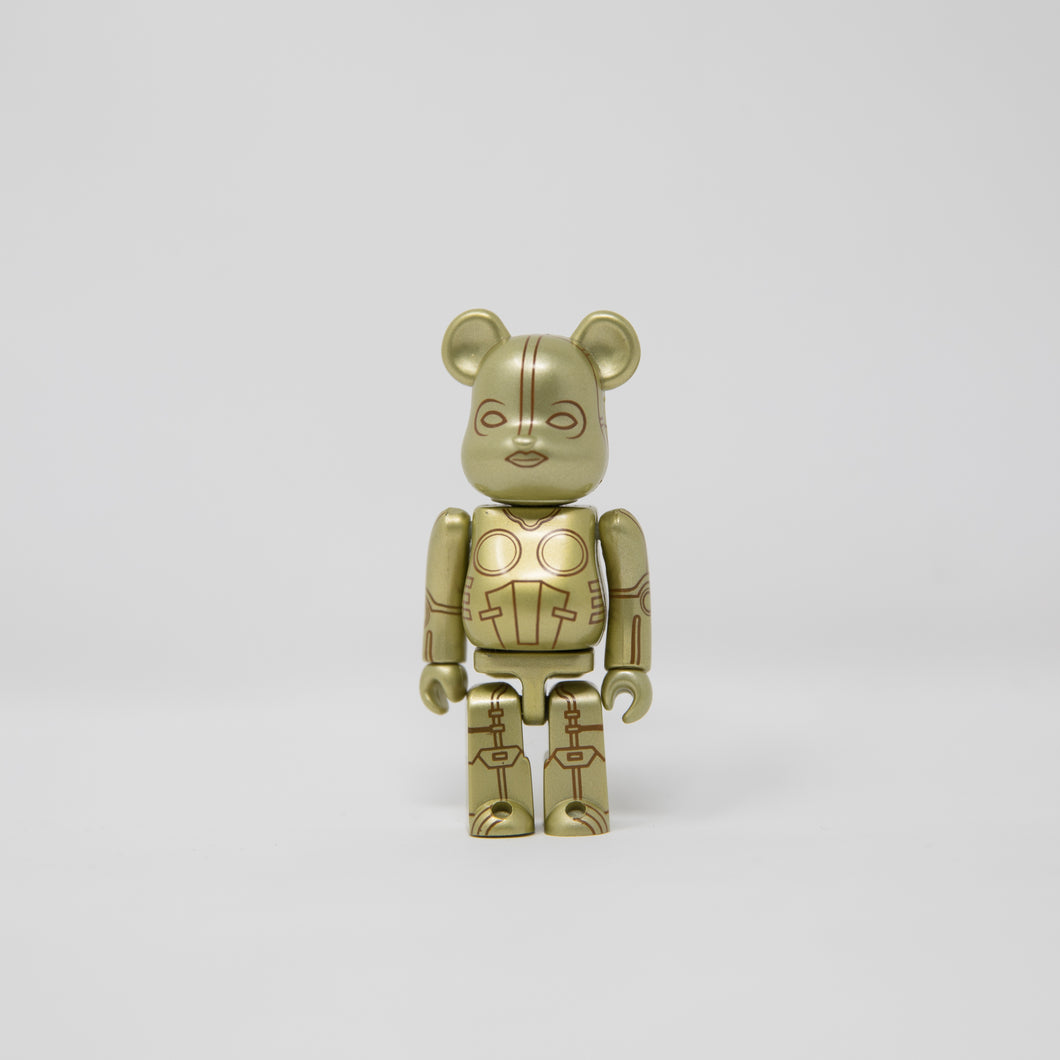 Medicom Toy BEARBRICK Metropolis - SF Series 10 100% Figure (MINT)