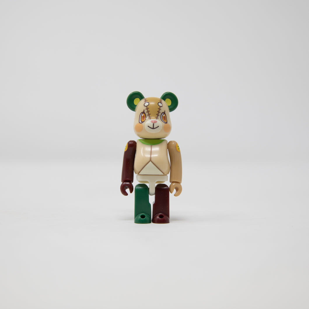 Medicom Toy BEARBRICK Kuma Kuma / Hikari Bambi - Animal Series 35 100% Figure (MINT)