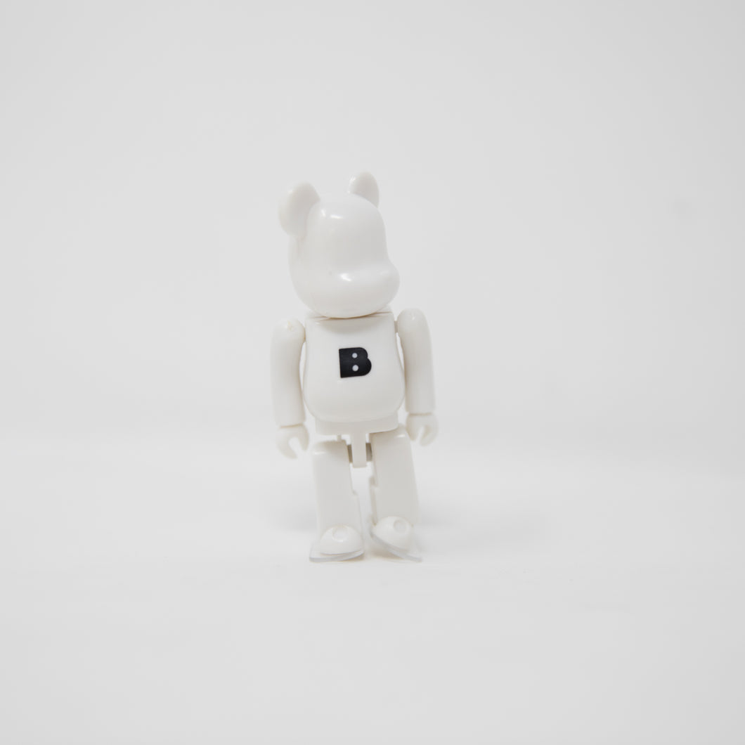 Medicom Toy BEARBRICK Wind Up Letter b - Basic Series 20 100% Figure (MINT)
