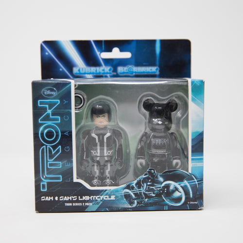 Medicom Toy Bearbrick / Kubrick Tron Legacy: Sam Set (NEW)