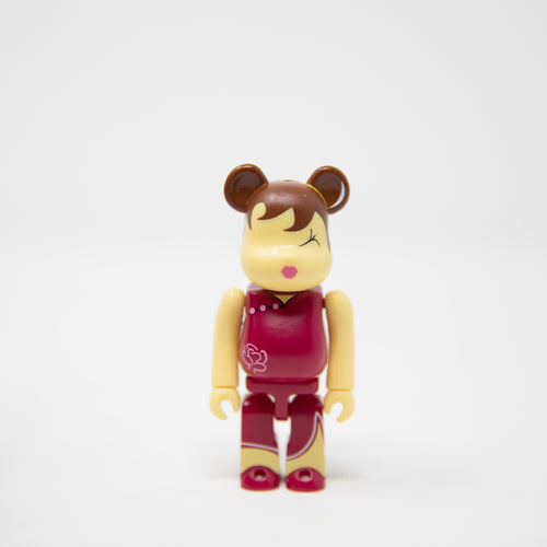 Medicom Toy BEARBRICK She / Taipei Toy Festival 100% Figure (MINT)