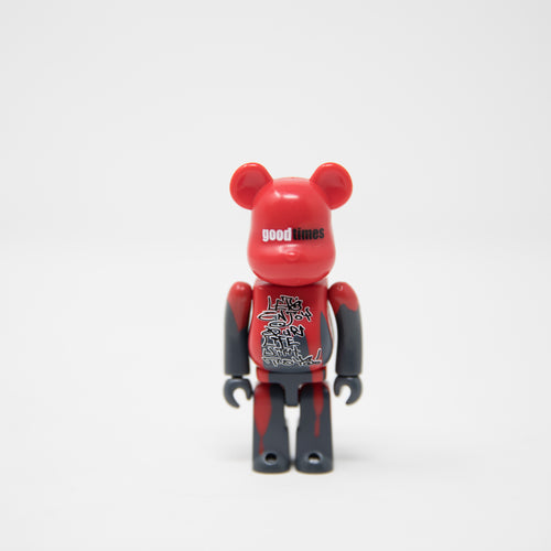 Medicom Toy BEARBRICK Good Times / Taipei Toy Festival 100% Figure (MINT)
