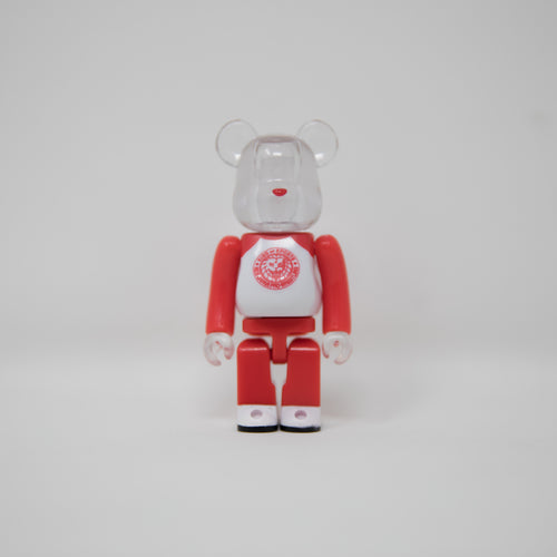 Medicom Toy BEARBRICK New Japan Pro-Wrestling - Artist SECRET Series 37 100% Figure (MINT)