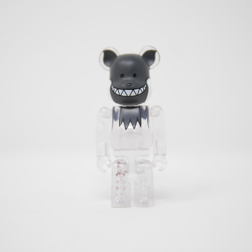 Medicom Toy BEARBRICK Koemushi - Horror SECRET Series 15 100% Figure (MINT)