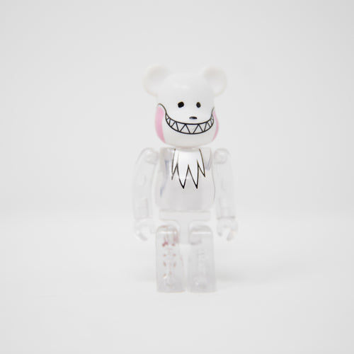 Medicom Toy BEARBRICK Koemushi - Horror Series 15 100% Figure (MINT)