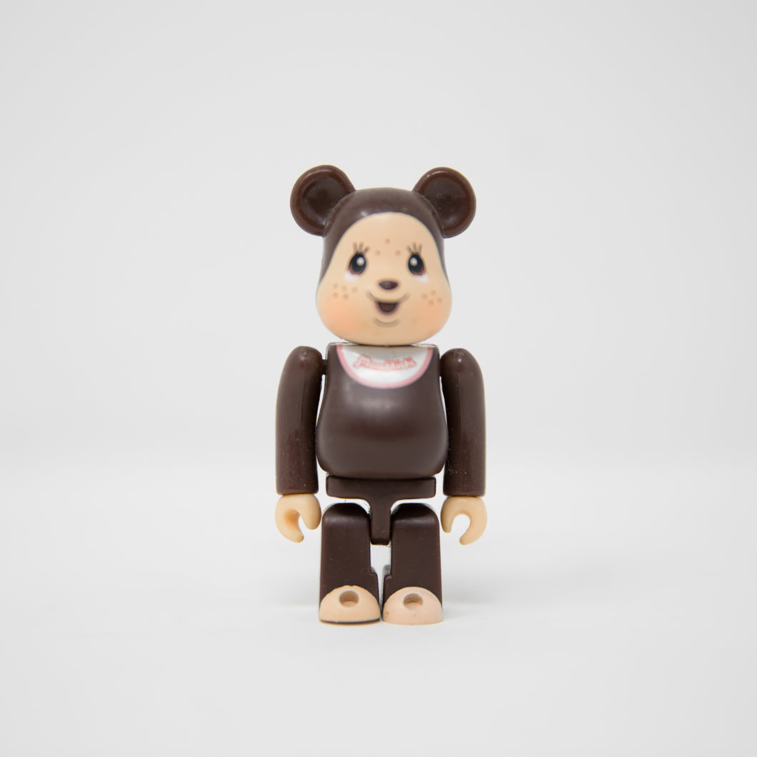 Medicom Toy BEARBRICK Monchhichi - Cute Series 11 100% Figure (MINT)