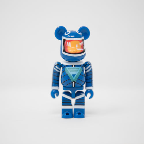 Medicom Toy BEARBRICK Ultra-Violence - SF SECRET Series 11 100% Figure (MINT)