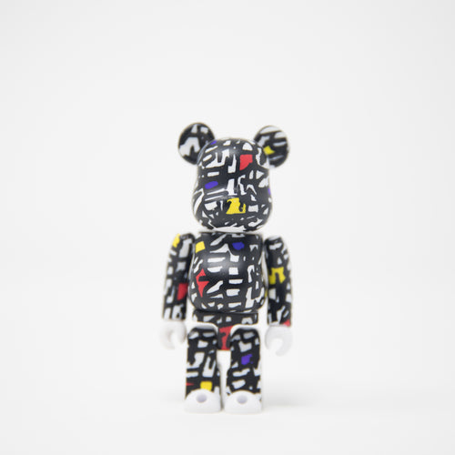 Medicom Toy BEARBRICK Eric Haze - Artist Series 21 100% Figure (MINT)