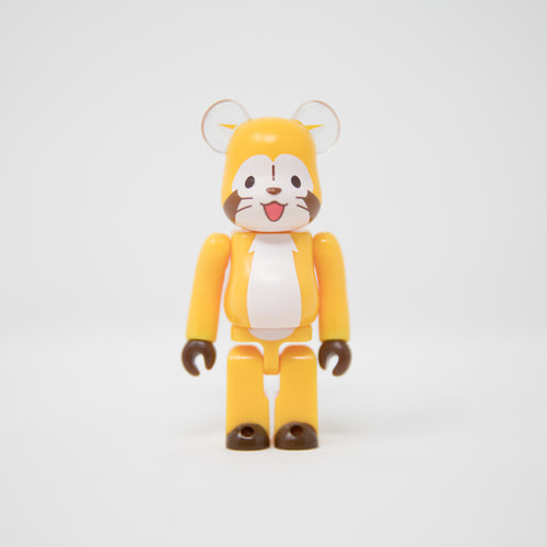 Medicom Toy BEARBRICK Rascal The Raccoon - Cute Series 30 100% Figure (MINT)