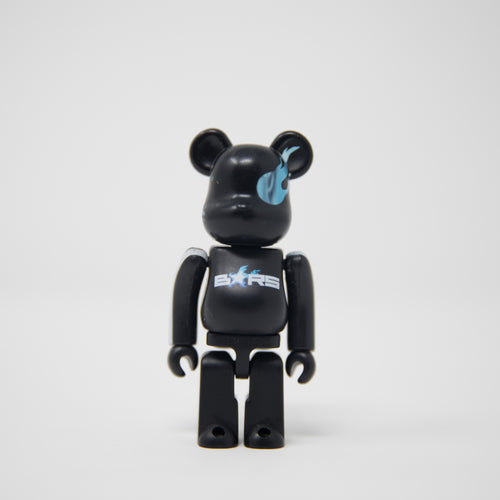 Medicom Toy BEARBRICK  Black Rock Shooter - SF Series 22 100% Figure (MINT)
